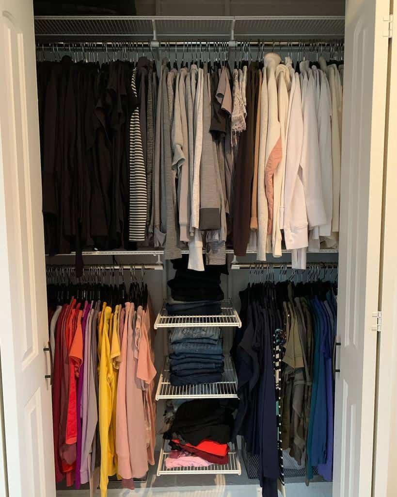 closet storage ideas serenityathomedetroit