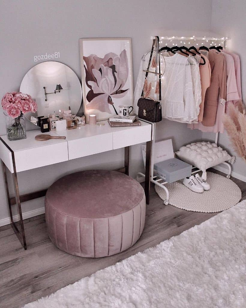 clothes rack bedroom closet ideas gozdee81