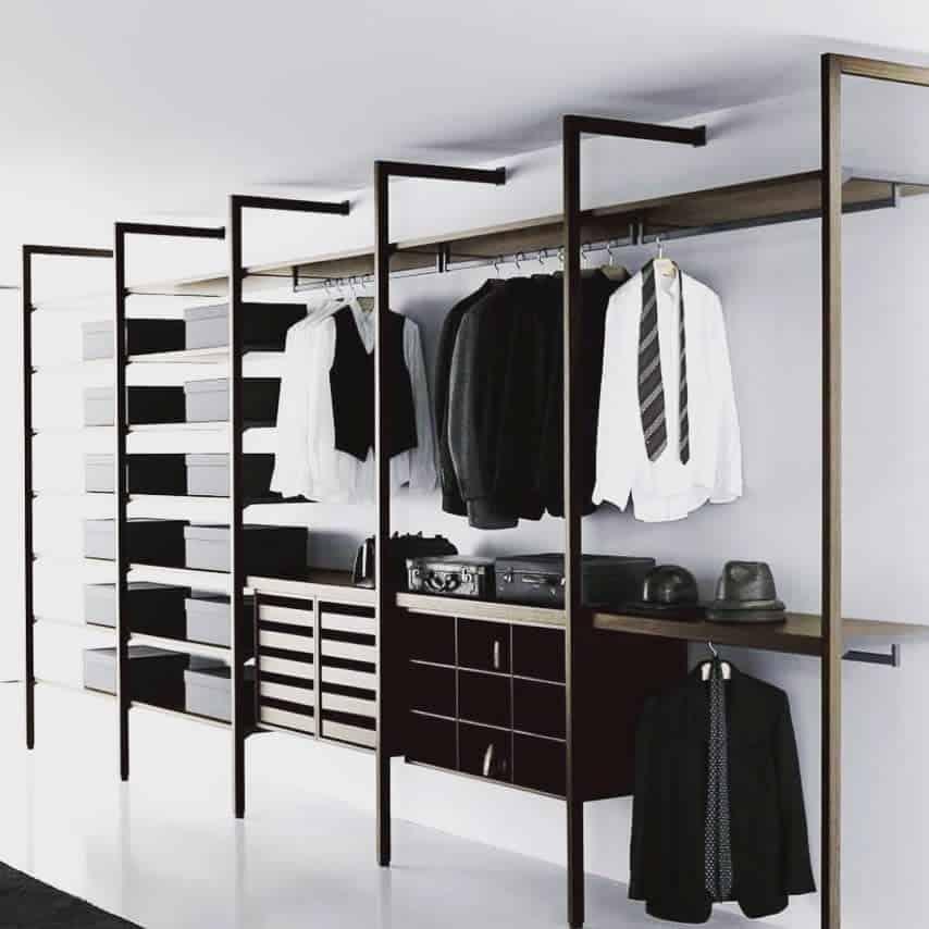 clothes storage ideas closetoasis