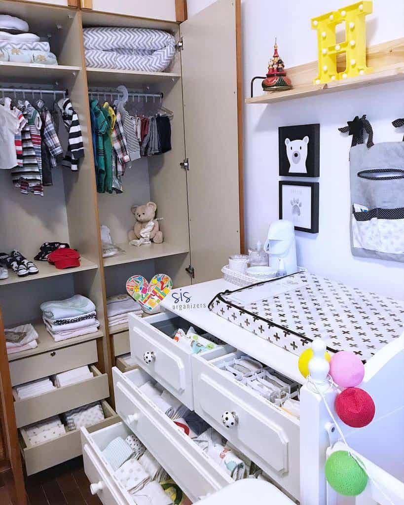 clothes storage ideas sis_organizers
