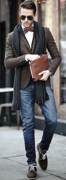 75 Fall Outfits For Men - Autumn Male Fashion And Attire Ideas