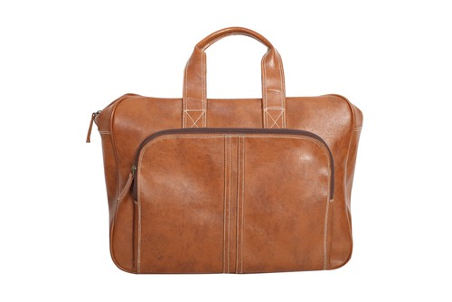 Coach Metropolitan Sport Calf Leather Business Laptop Bags For Men