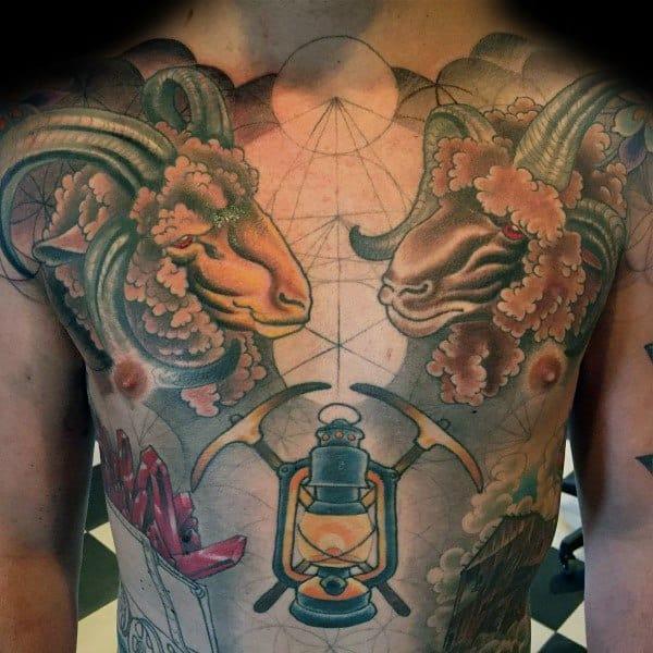 Coal Mining Guys Tattoo Designs