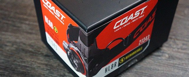 Coast Hl8r Headlamp Review Rechargeable
