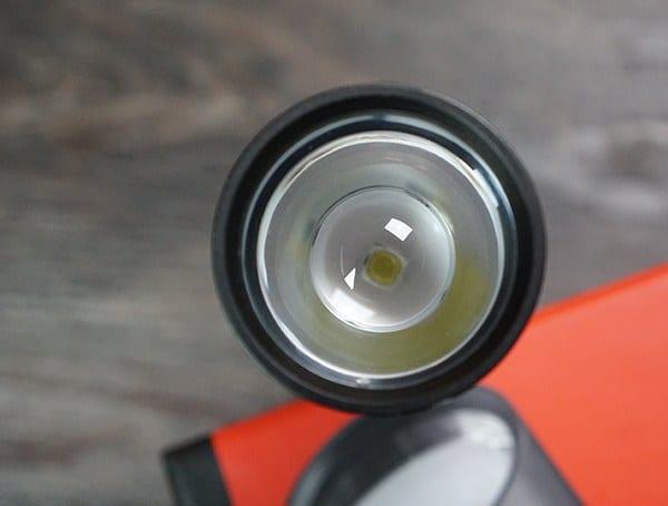 Coast Hp10r Flashlight Adjustable Beam