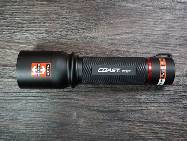 Coast Hp10r Flashlights