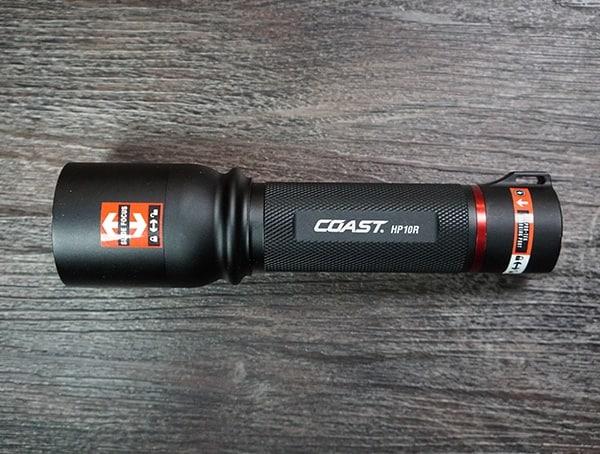 Coast Hp10r Flashlights