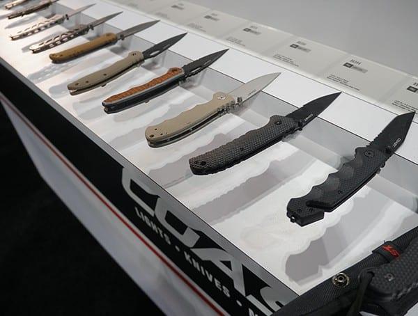 Coast Knives Outdoor Retailer Summer Market 2018