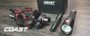 Coast Special Feature – Rechargeable Flashlights, Headlamps And Beyond