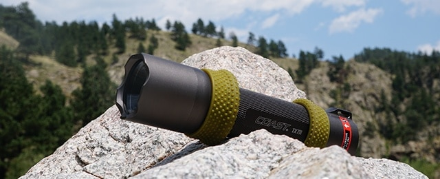 Rechargeable LED Coast TX7R Flashlight Review – Ultimate Tactical Torch