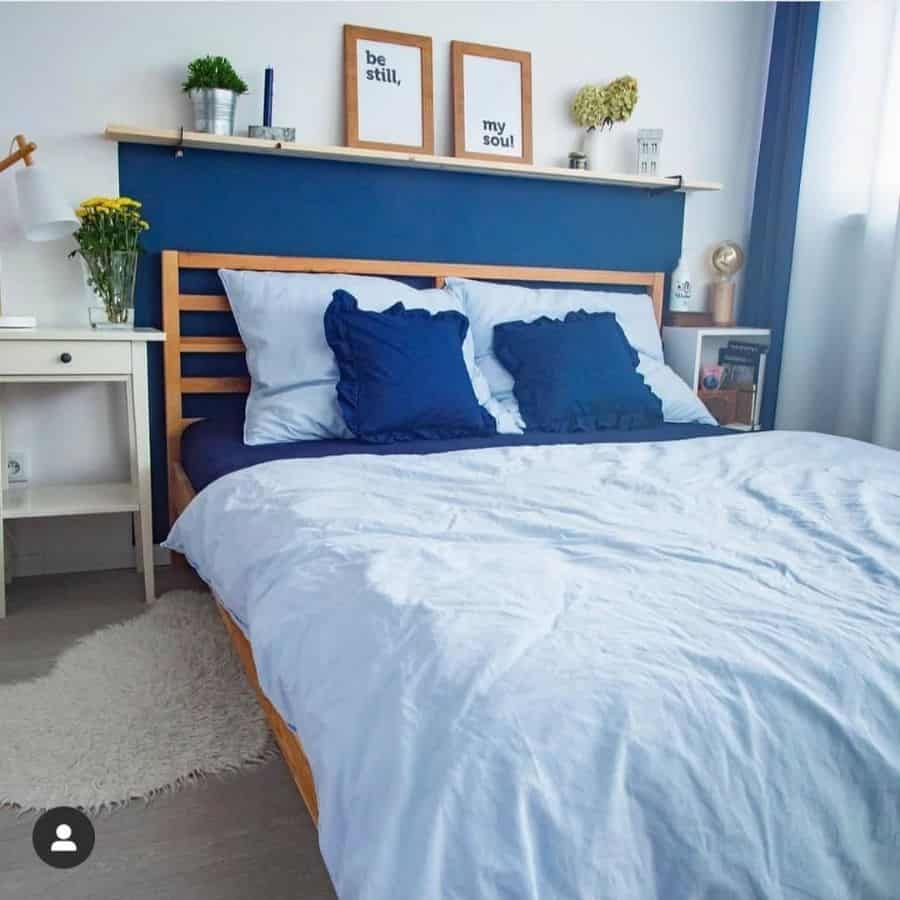 coastal blue bedroom ideas angie.house
