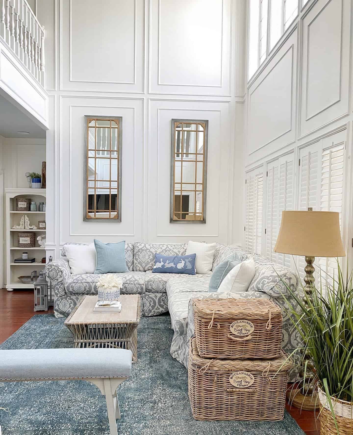 Coastal Farmhouse Farmhouse Living Room Ideas Living Room Ideas Cutertudor