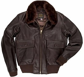 Cockpit Usa Mens G 1 Flight Leather Jacket Purchase