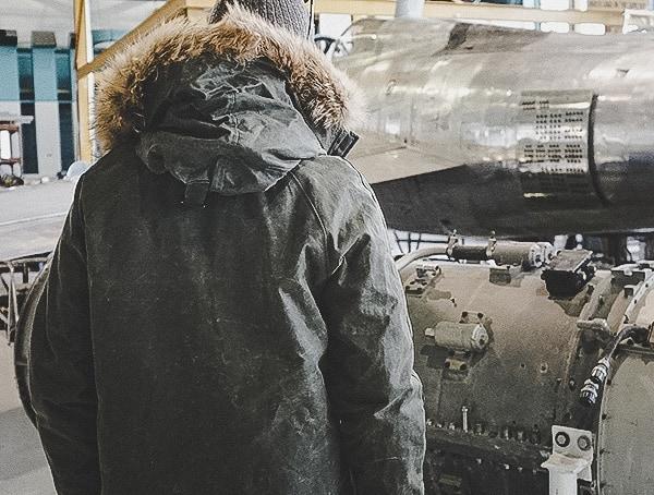 Cockpit Usa Review Olive Mountain Ranger Parka Jacket For Men