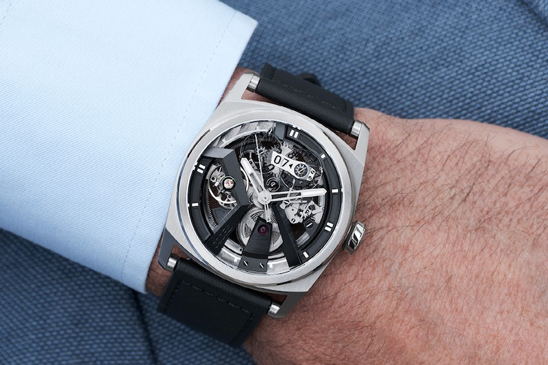 X41 Edition 5: The Fine Watchmaking Piece That's Breaking Ties With Luxury