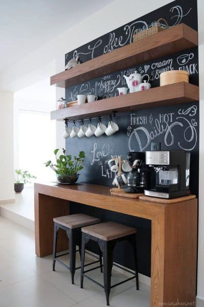 Coffee Bar Designs