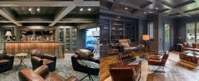 Top 50 Best Coffered Ceiling Ideas – Sunken Panel Designs