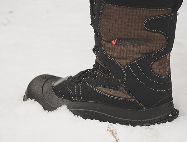 Cold Weather Boots Baffin Summit Review