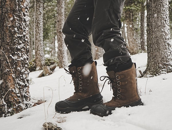 Cold Weather Mens Boots Reviews Baffin Control Max Boots
