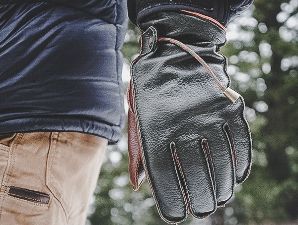 Cold Weather Mens Hestra Granvik Dress Gloves Review