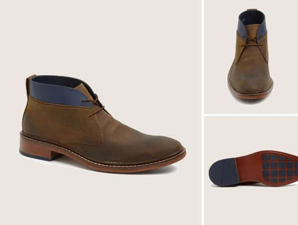 Cole Haan Colton Chukka Boots For Men