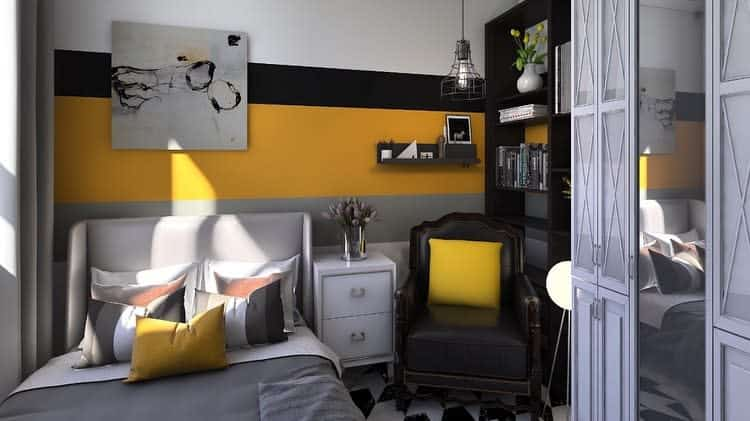 college dorm apartment bedroom ideas interior.broodings