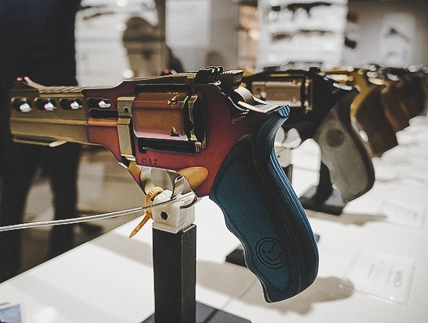 Color Changing Shot Show 2019 Revolver