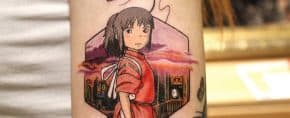 Top 69 Best Spirited Away Tattoo Ideas – [2020 Inspiration Guide]