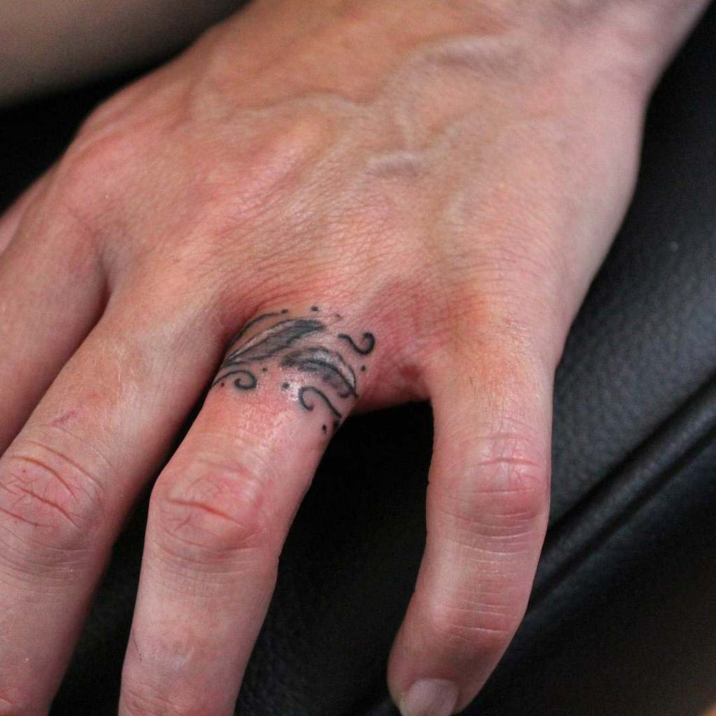 Top 75 Best Ring Tattoo Ideas 2020 Inspiration Guide See more ideas about tattoos, tattoo designs, ring finger tattoos. top 75 best ring tattoo ideas 2020