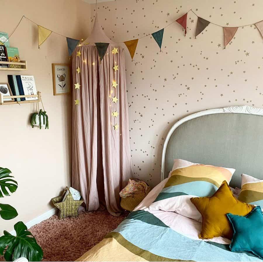 color vintage bedroom ideas peacockfinds