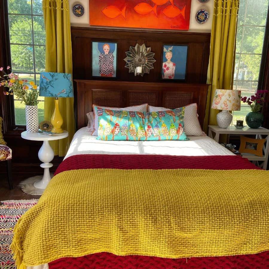 colorful cute bedroom ideas beautifybysofia