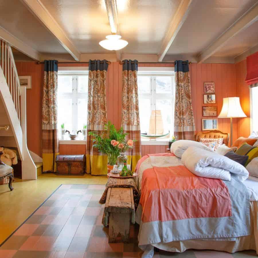 colorful cute bedroom ideas gunvordesign