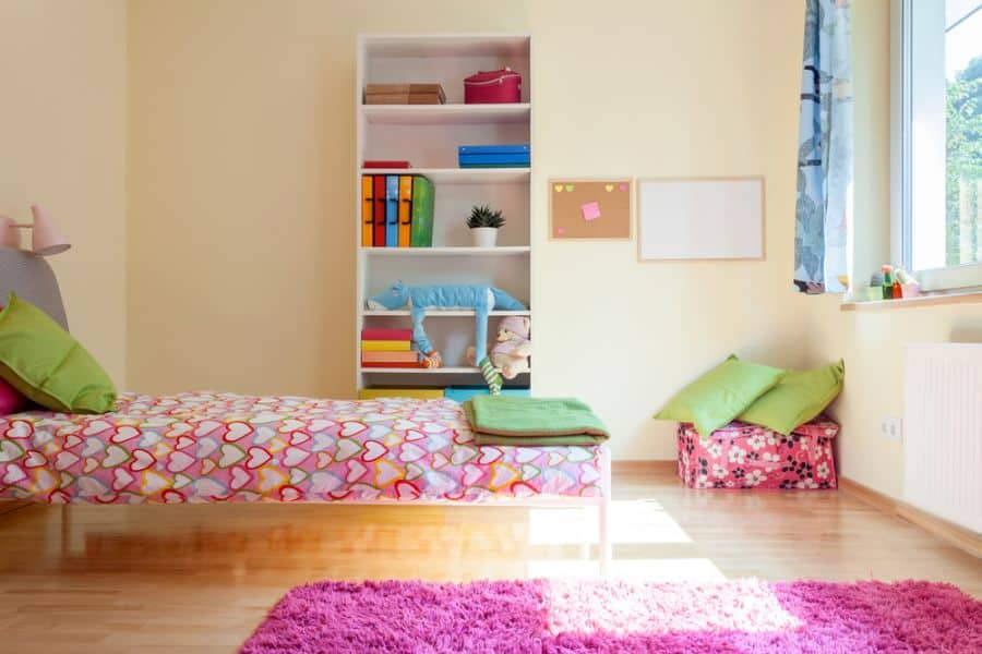 Colorful Girls Bedroom Ideas 2