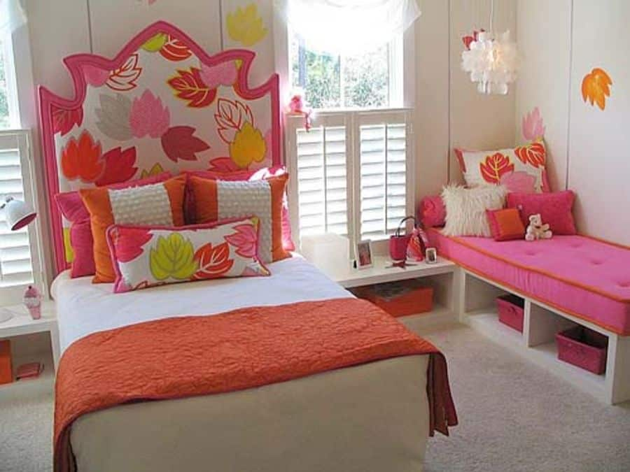 Colorful Girls Bedroom Ideas 3