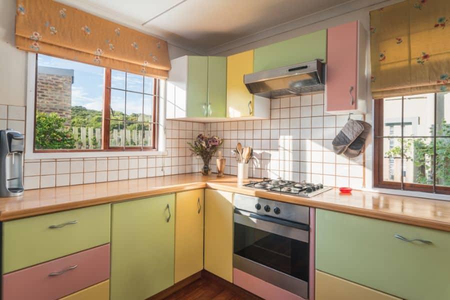 Colorful Interior Kitchen Paint Colors 2