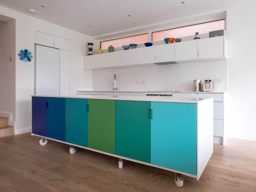 Colorful Interior Kitchen Paint Colors 3
