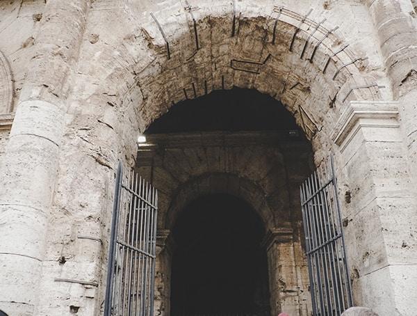 Colosseum Entry Gates