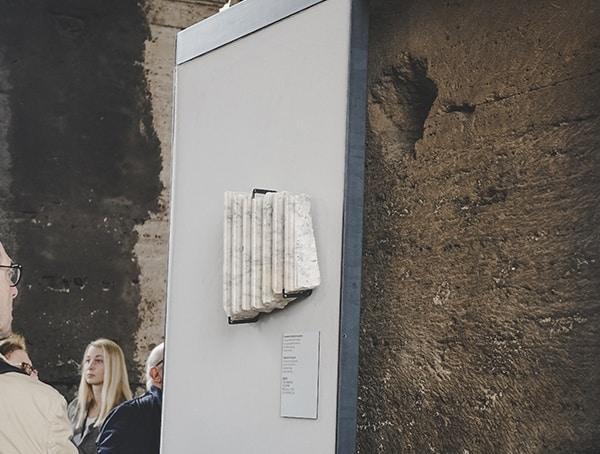 Colosseum Pillar Architecture