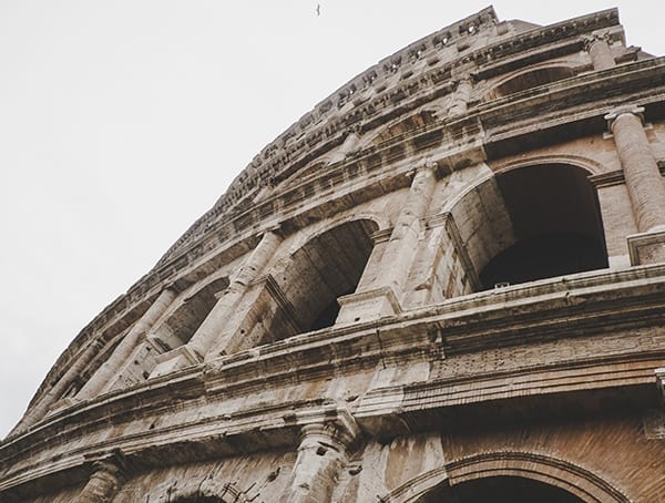 Colosseum Travel Guide Italy