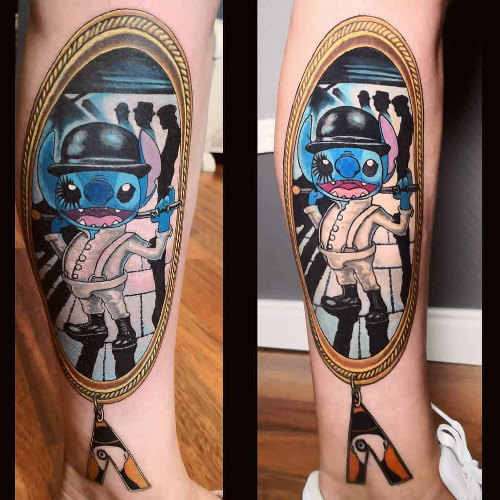 colour-healed-cute-leg-clockwork-stitch-tattoo-marko_skorka_demon_art_tattoo
