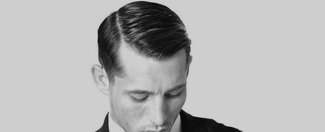 Comb Over Haircut For Men