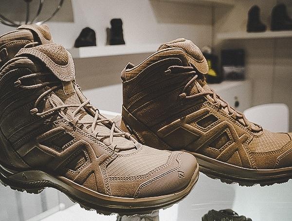 Combat Mens Tactical Boots Shot Show 2019