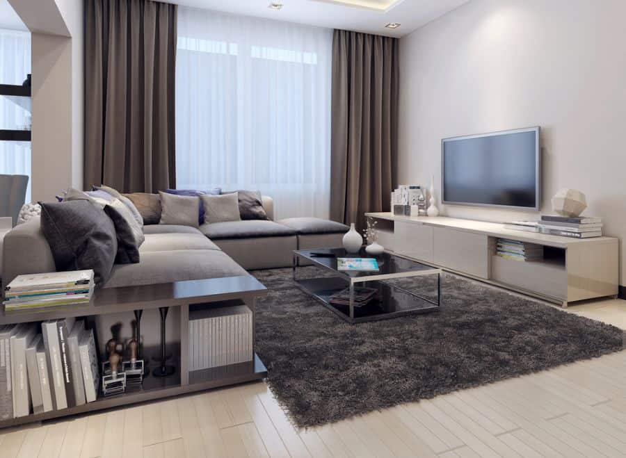 Comfortable Family Room Ideas 6