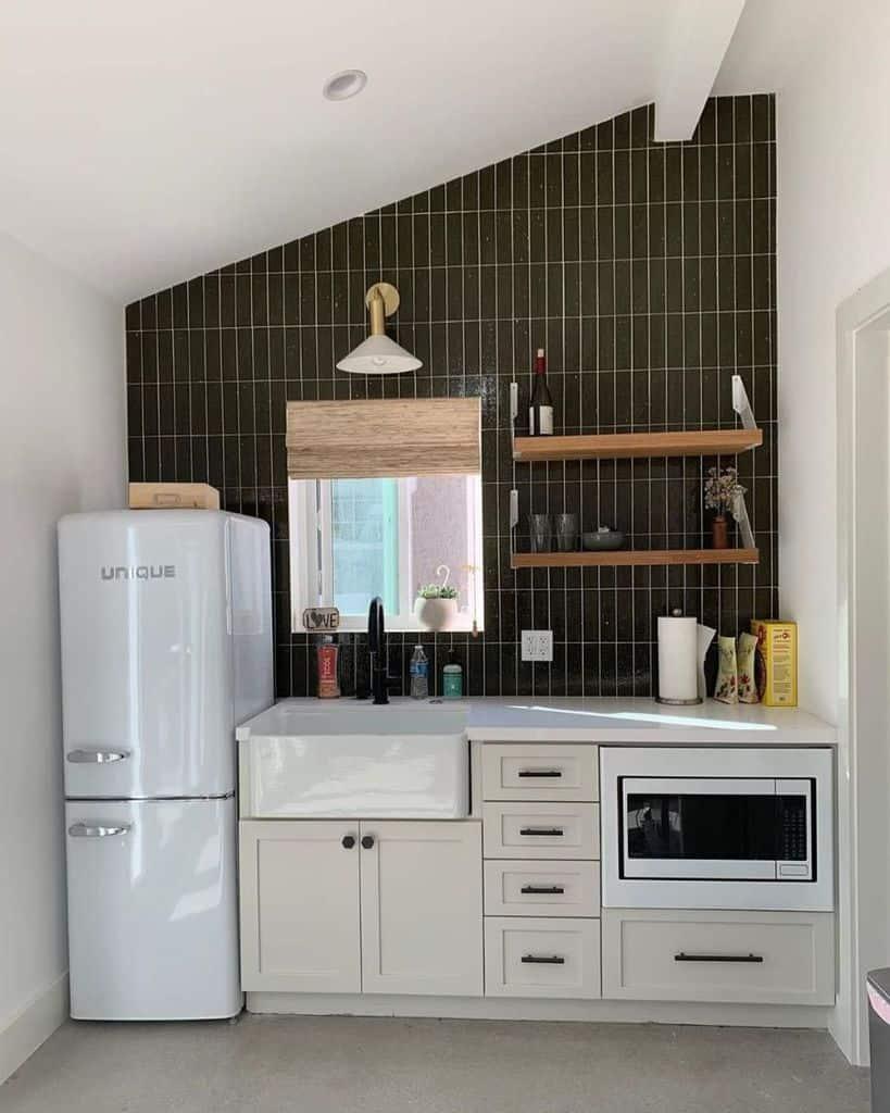 compact kitchenette ideas cletile