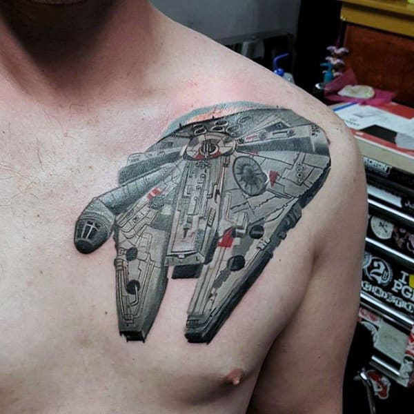 Star Wars Tattoo 42