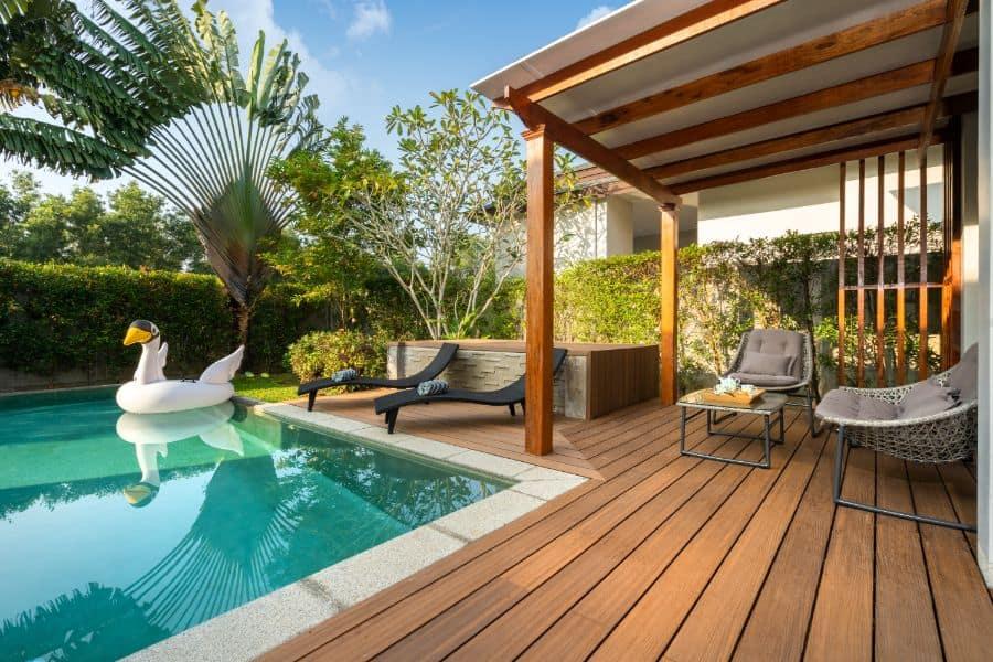 Composite Material Pool Deck Ideas 10
