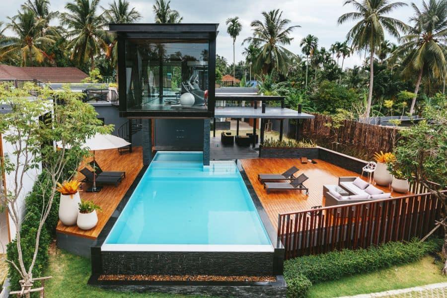 Composite Material Pool Deck Ideas 15