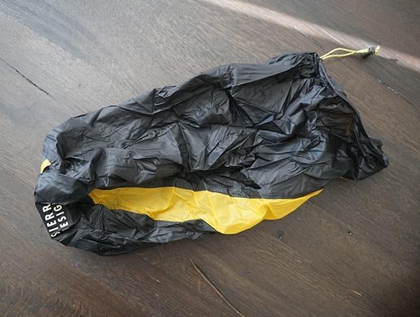 Compression Sack Sierra Designs Nitro 800 20 Degree Sleeping Bag