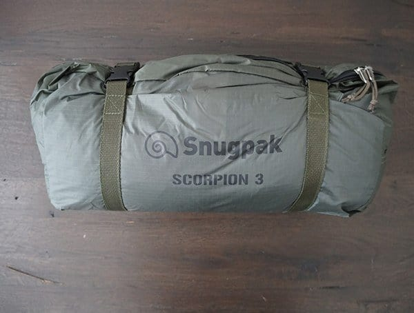 Compression Sack Snugpak Scorpion 3 Tent