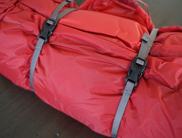 Compressions Straps Msr Hubba Tour 3 Tent Pack